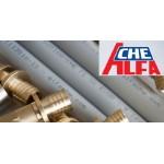 Трубы PE-X Alfa Che