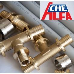 Обзор системы труб и фитингов Alfa Che