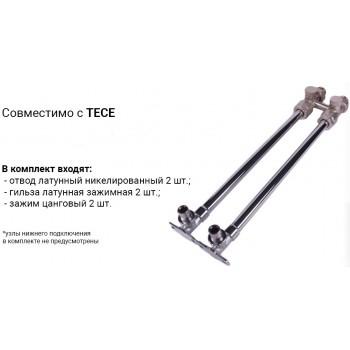 Набор для подключения радиатора Alfa Che (TECE)