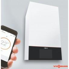 Газовый конденсационный одноконтурный котел Viessmann Vitodens 200-W B2HE 25 кВт
