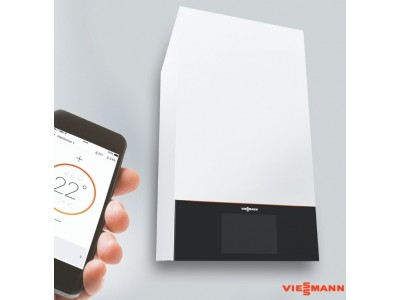 Viessmann Vitodens 200-W (B2HE и B2KE)  - новое поколение конденсационных котлов